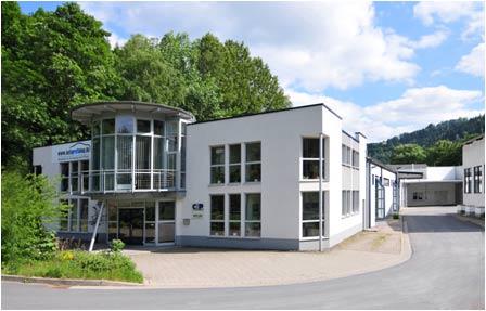 Výrobní závod CTP GmbH